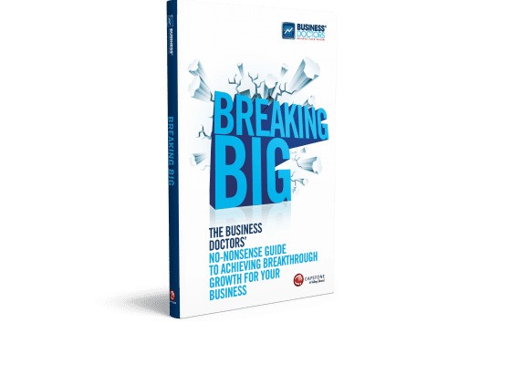 New Breaking Big Seminar launches at the Elite Business Show