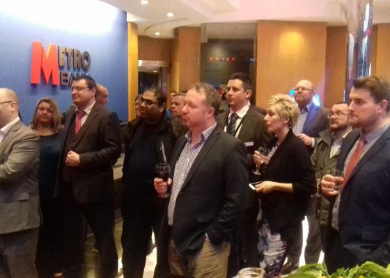 FSB co-hosted with Metro Bank in Maidstone