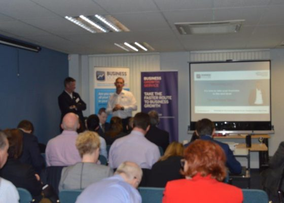 Macclesfield and East Cheshire SME Event