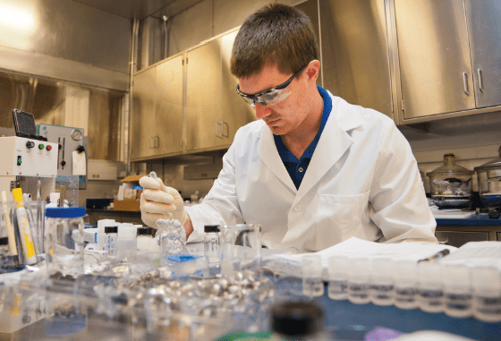 Government funding available to support business development within the science sector