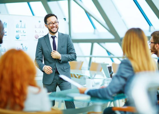Appointing an external CEO