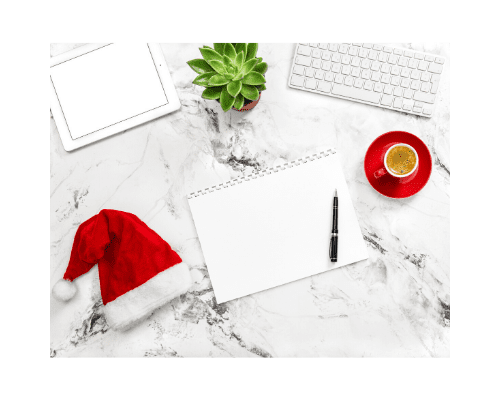 How can small businesses plan for Christmas?