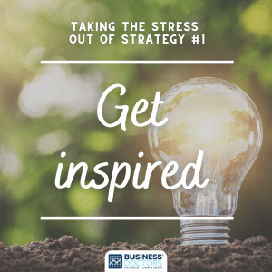 Get inspired - strategy