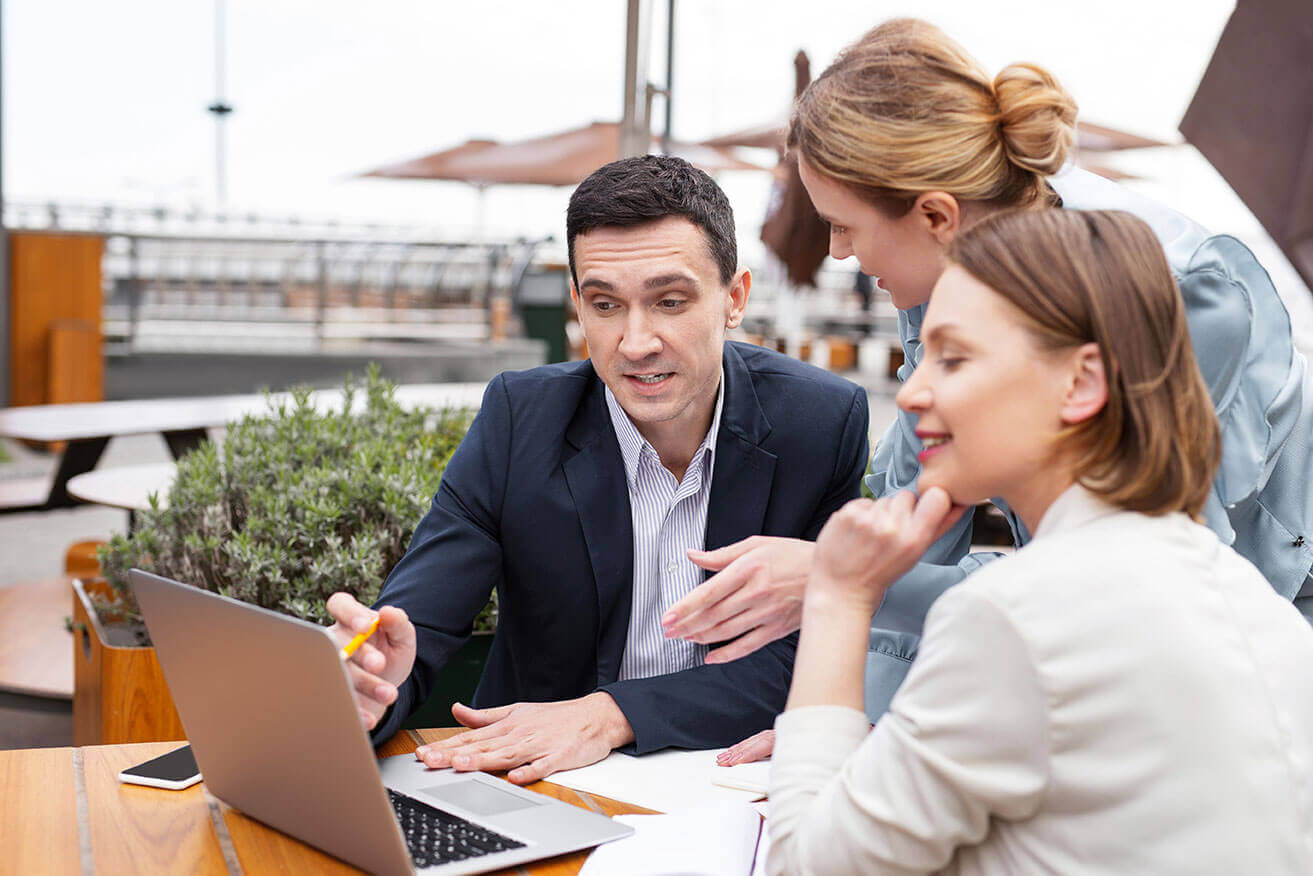Develop a practical plan leading to strong financial performance