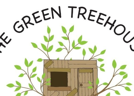 The Green Treehouse Logo