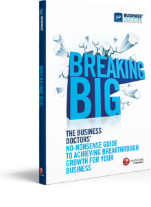 breaking big book business growth