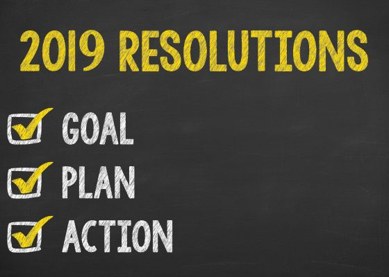 Three Business Resolutions for the New Year